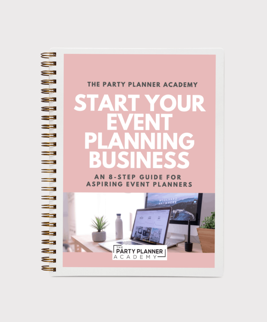 Start Your Event Planning Business   Chelsey Curtis
